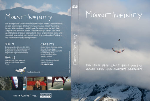Mount Infinity DVD Cover