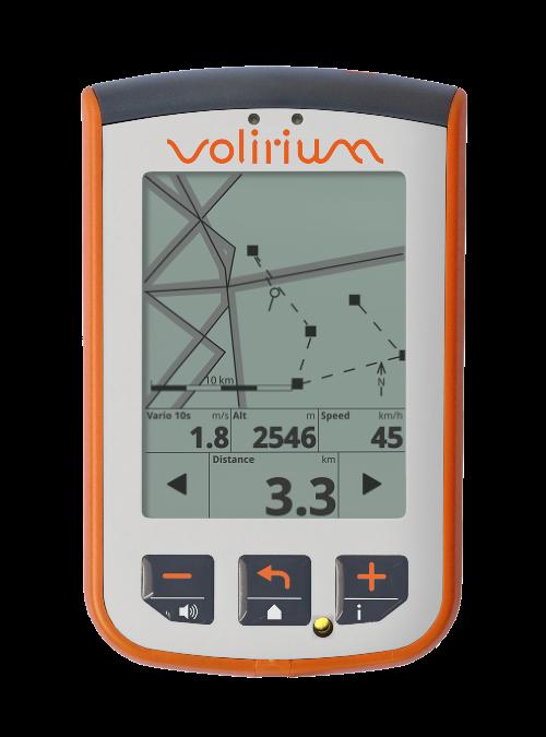 Volirium P1 variometer