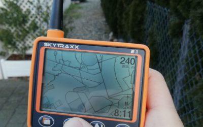 Skytraxx 2.1 mit Fanet+/Flarm